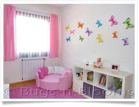 butterfly bedroom ideas decorate a girls bedroom kids wall decor girls room tips