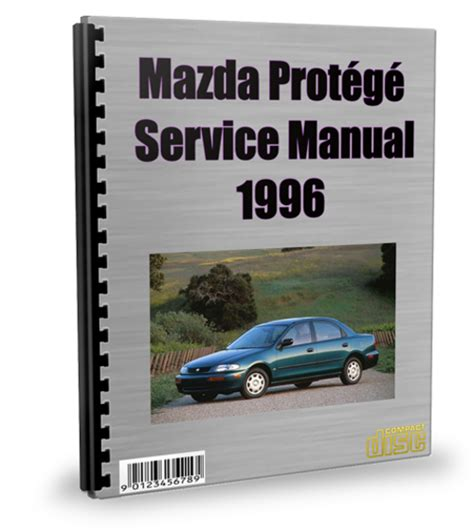 service manual free car repair manuals 1996 mazda protege head up display service manual
