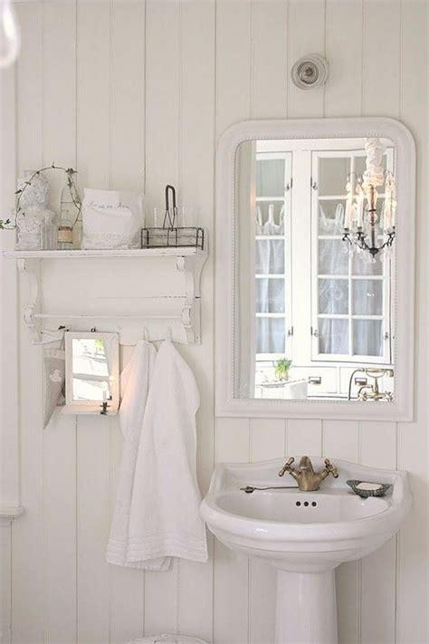chic bathroom ideas 60 awesome shabby chic bathroom ideas 2017