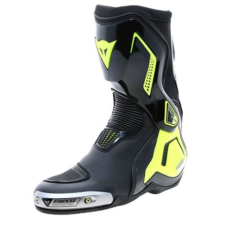 Dainese Torque D1 In dainese torque d1 out boots black fluo yellow free uk delivery