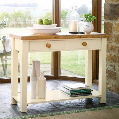 classic wiltshire console table console table hallway