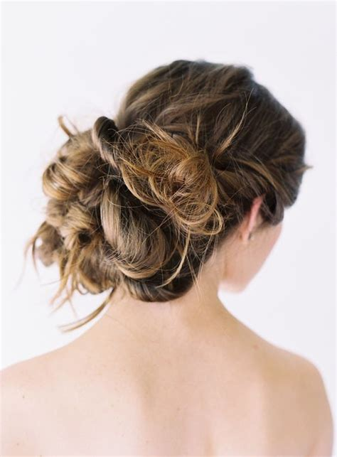 a tutorial on hair wedding hair updos once wed