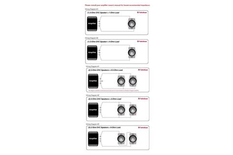 rockford fosgate 1500 1 wiring diagram 28 images 4 ohm