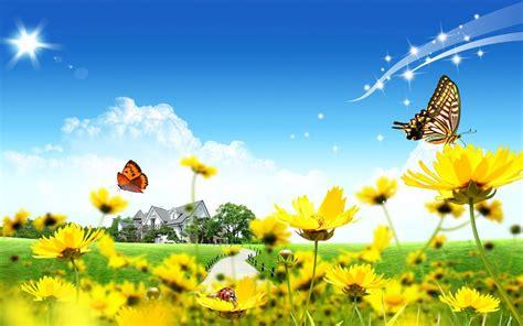 Microsoft Free Wallpaper Spring   WallpaperSafari