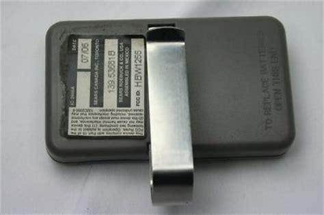 Craftsman Garage Door Opener Remote 139 53681b Radio1980 Craftsman Garage Door Opener Remote 139 53681b Hbw1255