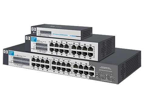 Switch Hp j9559a 1410 switch series