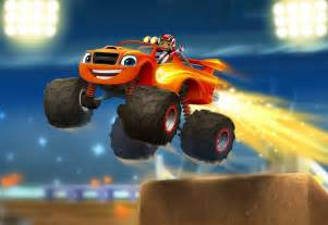 nickelodeon s blaze and the monster machines blaze of