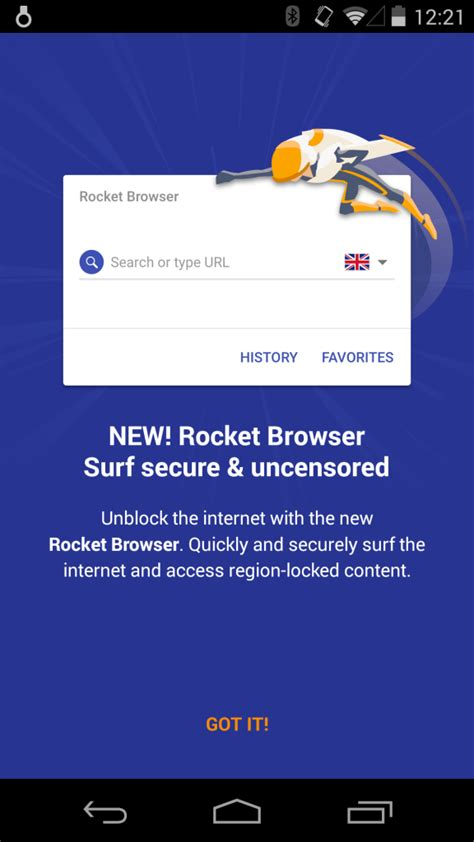 rocket vpn internet freedom android apps on google play review rocket vpn app for internet freedom android ios