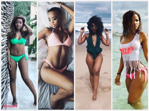 hottest celeb photos 4 mzansi hottest celeb bikini photos from pearl ntando