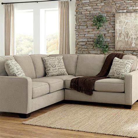 ashley raf sofa sectional ashley alenya 2 pc sectional laf loveseat raf sofa