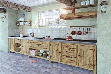 cucina in muratura costi costo cucina muratura le migliori idee di design per la