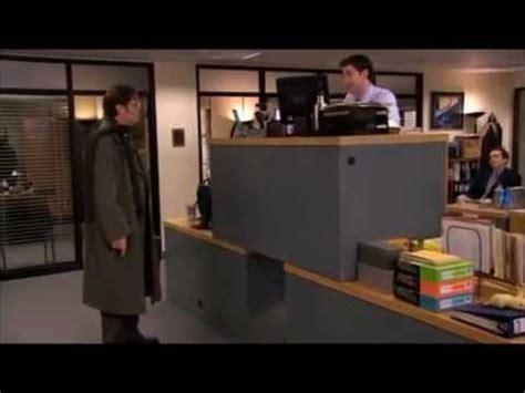 Office Desk Prank The Office Megadesk Prank Jim Pam True Pinte
