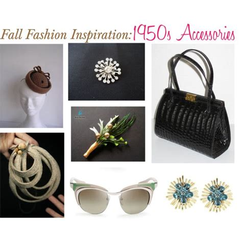 8 Retro Inspired Accessories by 1950s Accessories Vintage Style