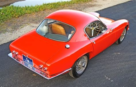 1960 Lamborghini For Sale 1960 Lotus Elite You If This Was An Early 60 S