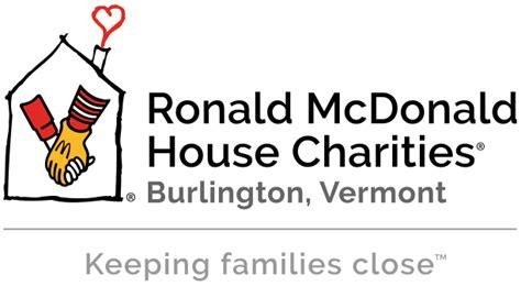 ronald mcdonald house burlington vt ronald mcdonald house burlington vermont