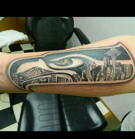 seattle seahawks tattoos 1000 images about seattle seahawks s on