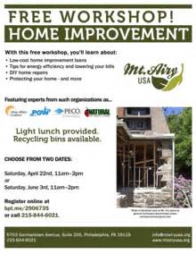 home improvement workshop