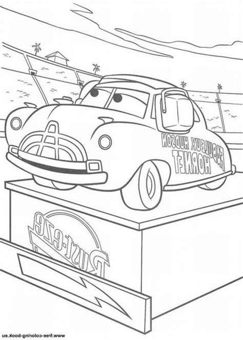 Doc Hudson Coloring Pages doc hudson coloring pages coloring home