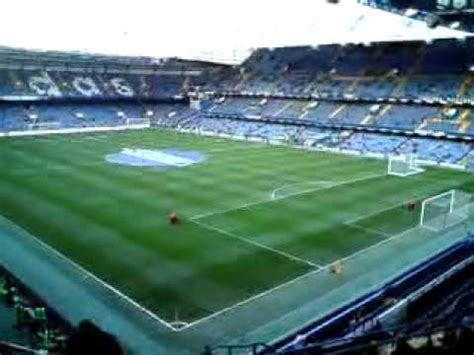 Shed End Stamford Bridge by Shed End View Stamford Bridge