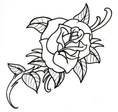 heart flower tattoo cliparts co