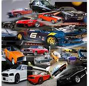 Muscle Cars Collage  Natebranch