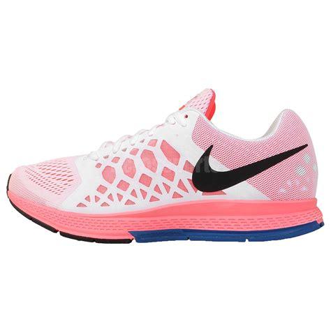 nike zoom pegasus 31 white pink black 2014 mens running