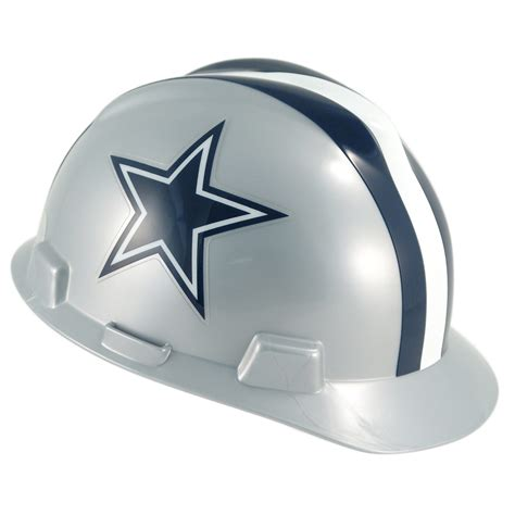 dallas cowboys v gard hard hat