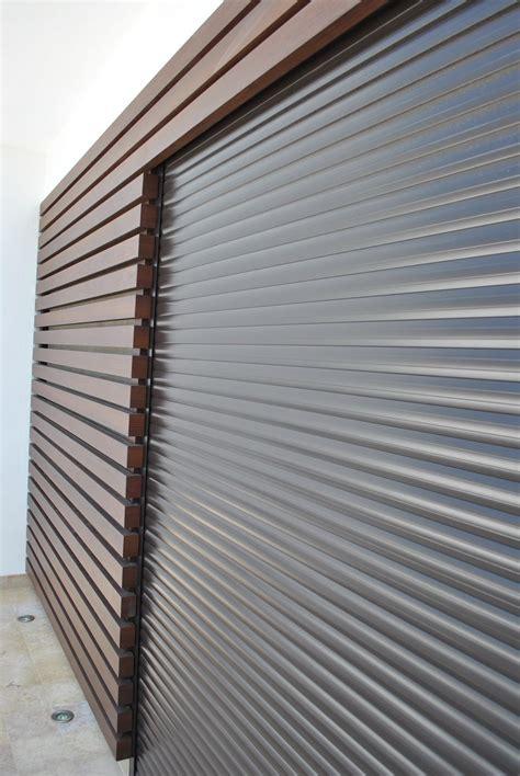 persianas enrollables aluminio persianas enrollables bramy garażowe garage doors