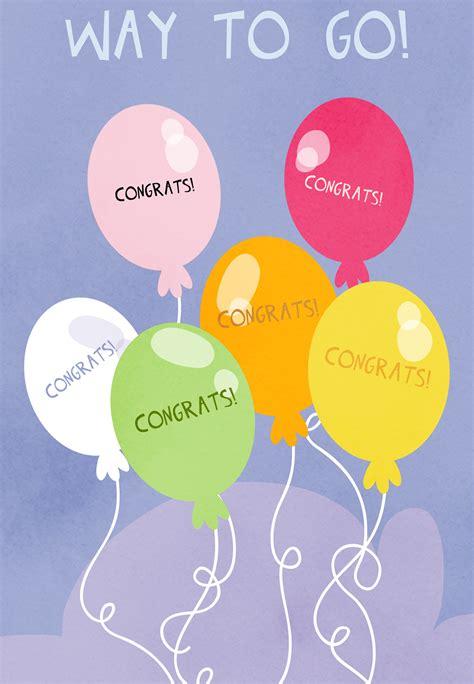 congratulation    job congratulations card