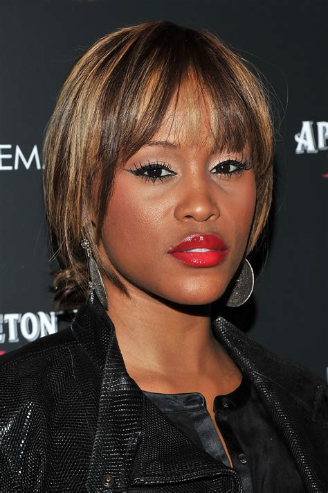 eve hairstyles gallery eve celebrity black hair styles pictures stylebistro