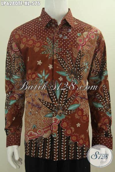 Hem Batik Kemeja Batik Bahan Katun Halus Db4108 1 hem batik elegan kemeja batik halus proses tulis model