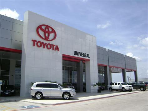 Toyota Dealers San Antonio About Universal Toyota San Antonio New Toyota And Used