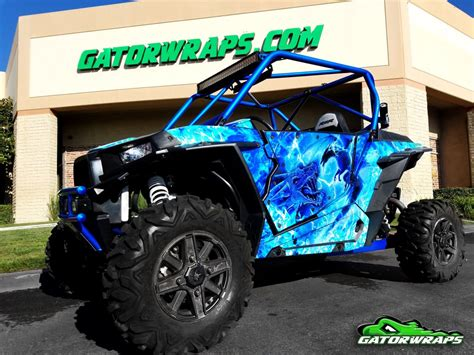 polaris rzr wraps polaris rzr graphics rzr decals