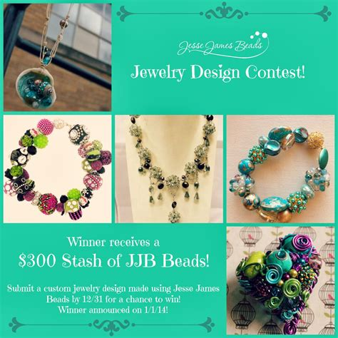 jewellery design contest 2014 the first ever jjb jewelry contest jesse james beads blog