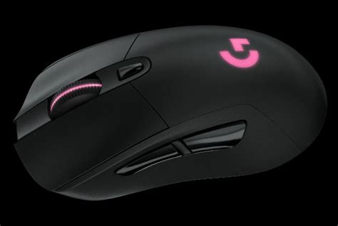 Mouse Gaming Wired Wireless Logitech G403 Prodigy logitech launches new prodigy series