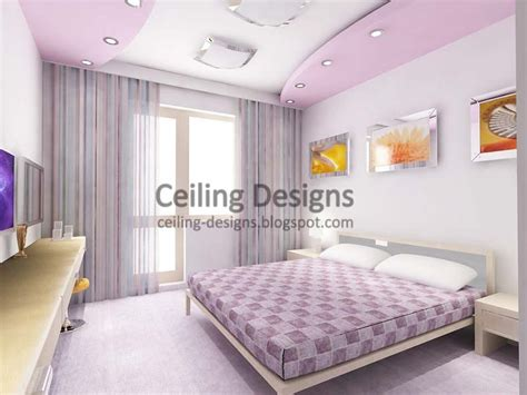 false ceiling for small bedroom purple false ceiling design from gypsum for women bedroom