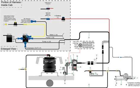 Air Ride System Diagram