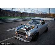 The Pursuit Of HappinessA Datsun Roadster With A Turbo