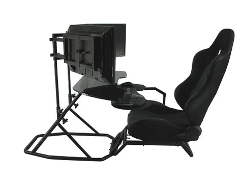 Ozone Gaming Cockpit Obutto Ergonomic Gaming Chair Ergonomic Gaming Desk