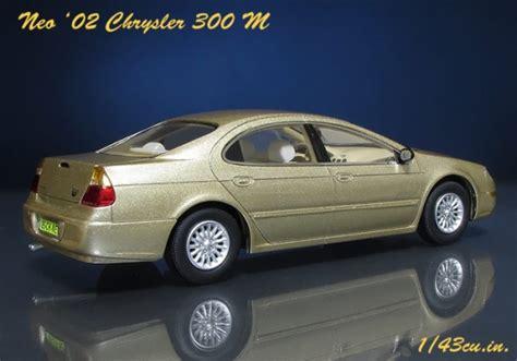 02 chrysler 300m 21世紀に向けた上級モデル neo 02 chrysler 300m 1 43cu in