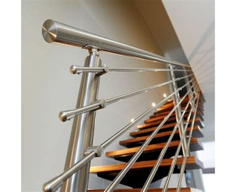 Stainless Steel Banister Handrail by Stainless Steel Handrails Melbourne Stairworx