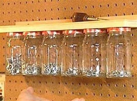 Garage Nuts And Bolts Storage Ideas Tengase Presente Buenas Ideas Para Almacenar Y Organizar