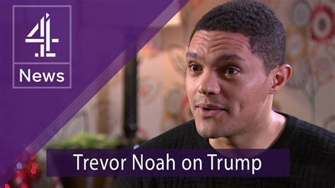 donald trump youtube channel trevor noah on donald trump race and the daily show