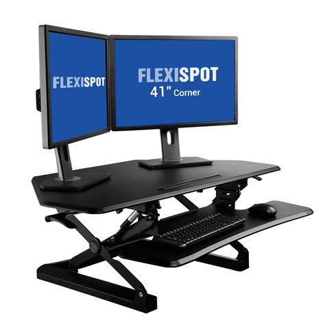sit stand desk options sit stand desk converter amazon desk with treadmill
