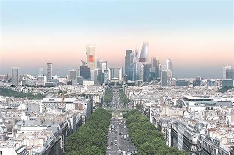 Paris Gt Urbanisme Gt 12 Nouvelles Tours Pour La D 233 Fense Bureau De Change La Defense