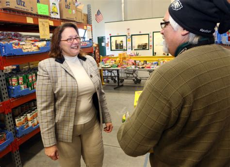 Vernon Township Food Pantry by Benton Resumes Post As Director Of Food Bank Eht