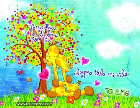 imagenes tarjetas zea te extraño vera 169 zea www tarjetaszea com amor pinterest