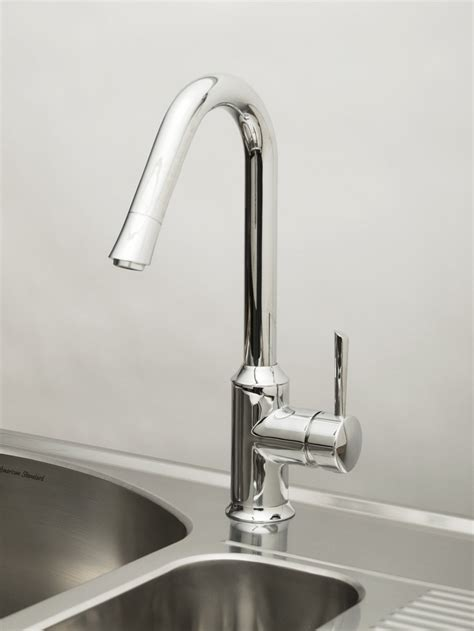 american standard pekoe kitchen faucet american standard 4332 310 075 pekoe single handle pull