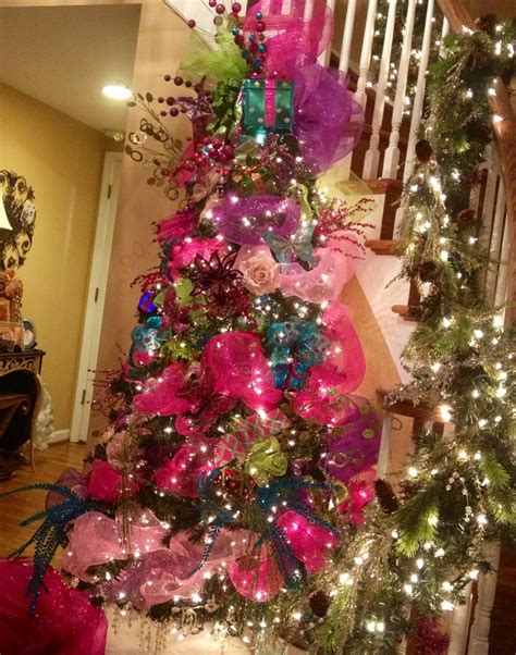 pale pink christmas tree decorations www indiepedia org
