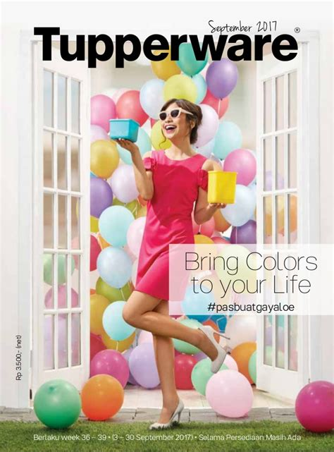 Tupperware Summer Promo katalog tupperware september 2017 tupperware promo